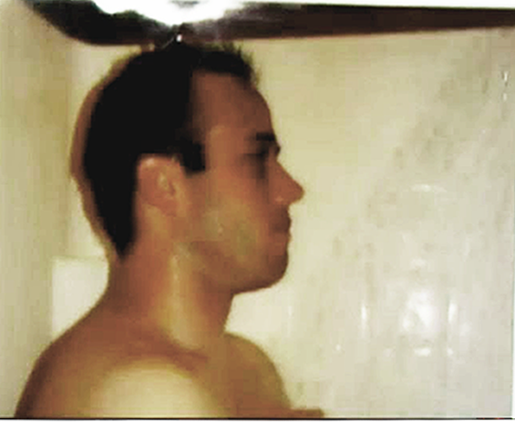 the gallery for gt travis alexander time stamped shower
